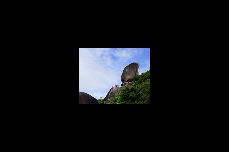 シミラン島ツアー スピードボート利用の写真