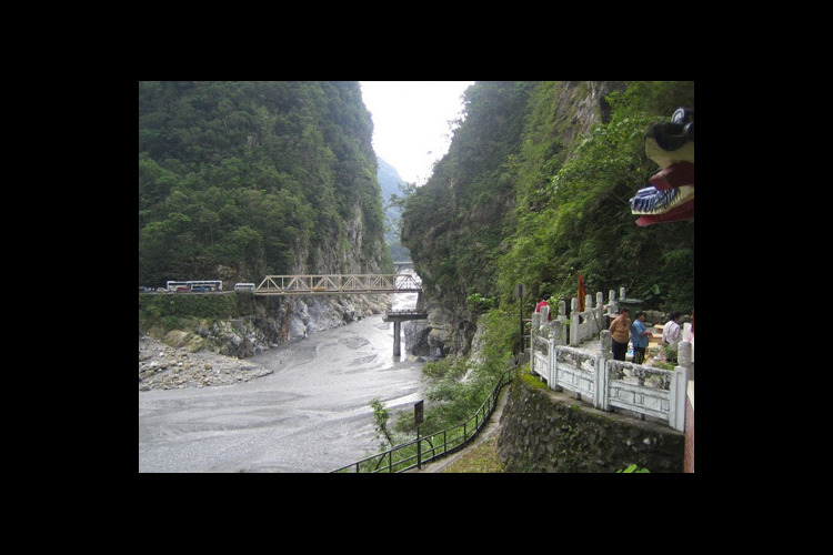 花蓮タロコ渓谷日帰りツアーの写真