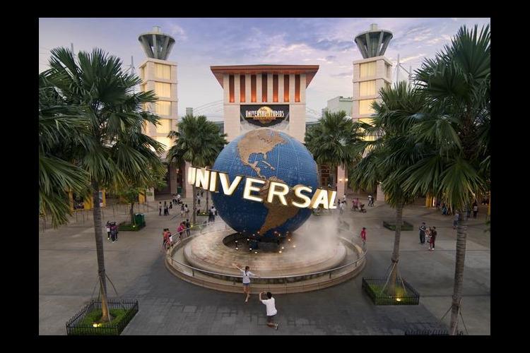 ユニバーサル・スタジオ・シンガポール F...の写真