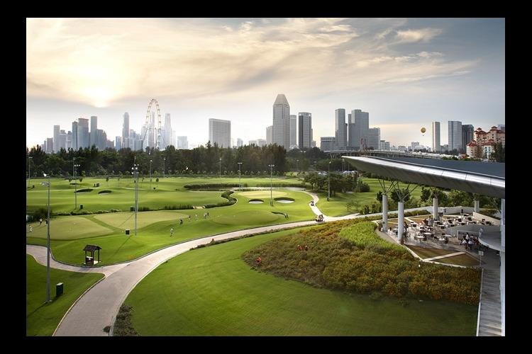 シンガポール・ゴルフパッケージ マリーナ...の写真