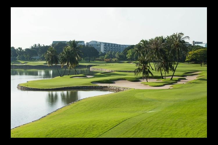 シンガポール・ゴルフパッケージ セントー...の写真