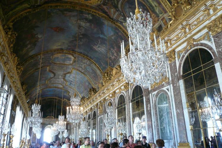 Wifi付バスで行く ベルサイユ宮殿午前...の写真