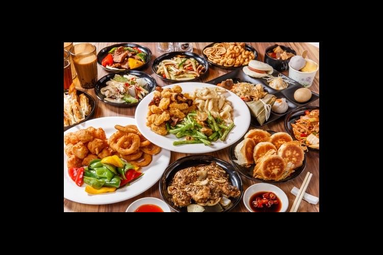 匯順レストラン 台湾 小吃食べ放題 グル...の写真