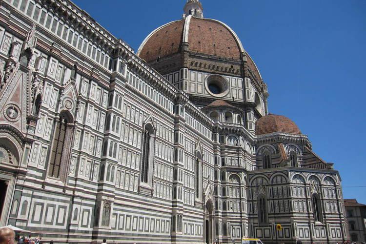 フィレンツェ市内午前観光の写真
