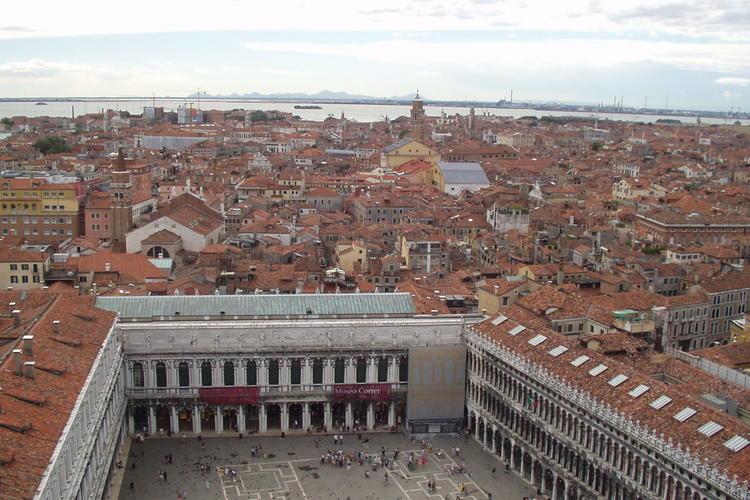 ベネチア午前市内観光の写真