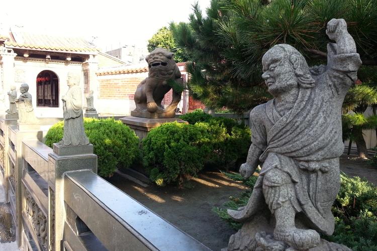 1泊2日 日月潭、埔里鎮、鹿港観光の写真
