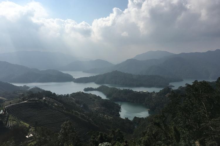 千島湖と坪林茶畑巡りの写真