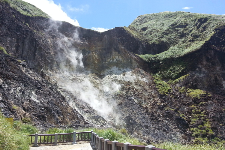 陽明山国家公園 - 山水と秘湯の半日コー...の写真