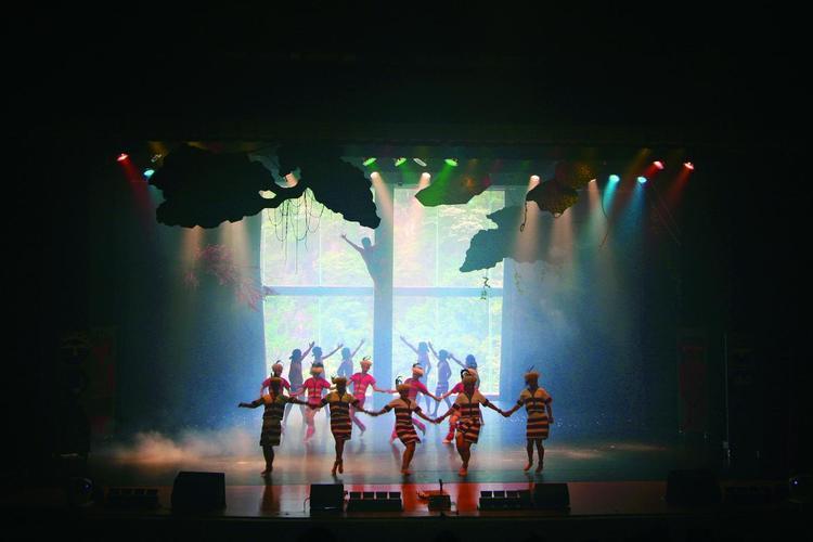 烏來高砂族部落観光の写真