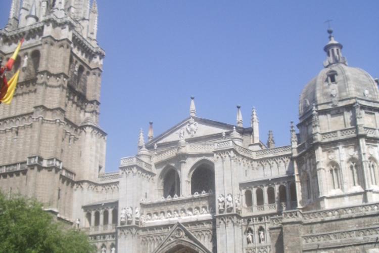 壮大なる城塞都市・中世の面影 古都トレド...の写真