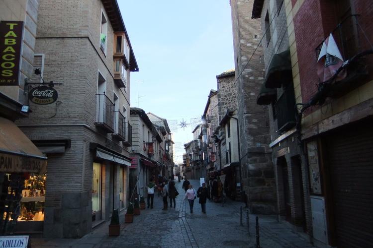 トレド午後観光 - 壮大なる城塞都市・中...の写真