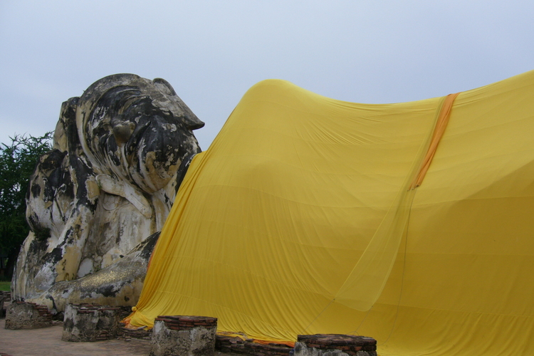 午後から半日アユタヤ (バンコク発)の写真