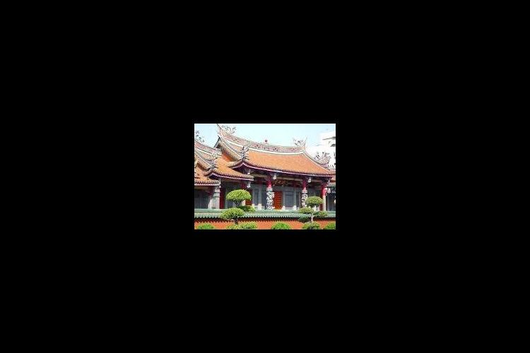 九份観光と台北市内観光の写真