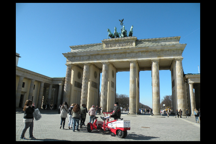 ベルリン探訪 よくばり午前ウォーキングツ...の写真