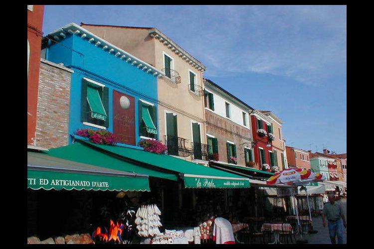 ベネチア3島めぐり ムラーノ、ブラーノ、...の写真