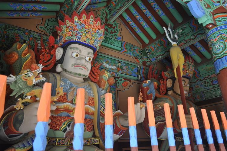 [釜山グルメ] 千年古刹「金井山 梵魚寺...の写真