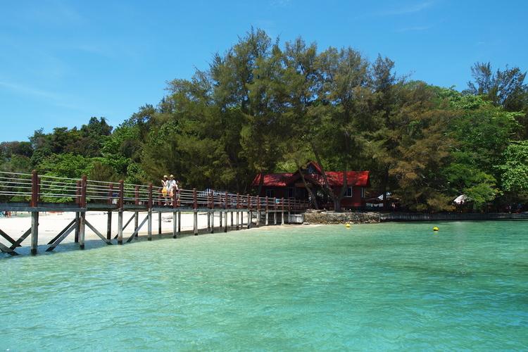 のんびりサピ島/シュノーケリングツアーの写真