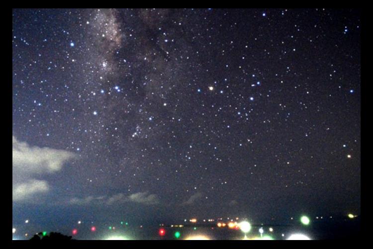 星空ウォッチ + ナイトサファリの写真