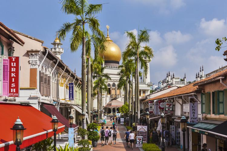 シンガポール1日観光デラックス 選べるロ...の写真