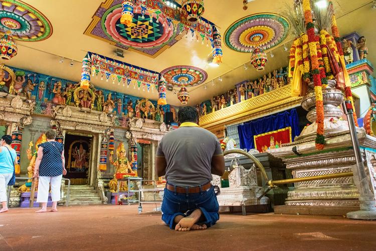 エキゾチック インド人街ウォーキングツア...の写真