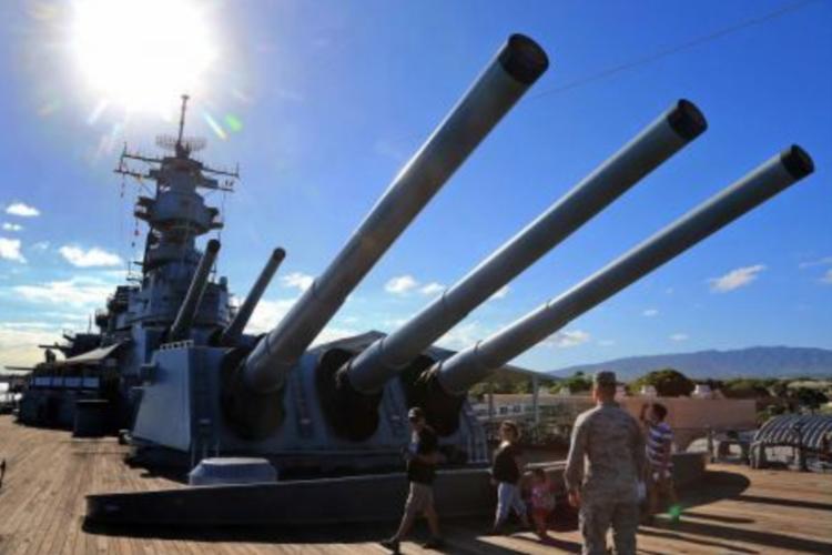 パールハーバーの歴史がわかる!! 戦艦ミ...の写真