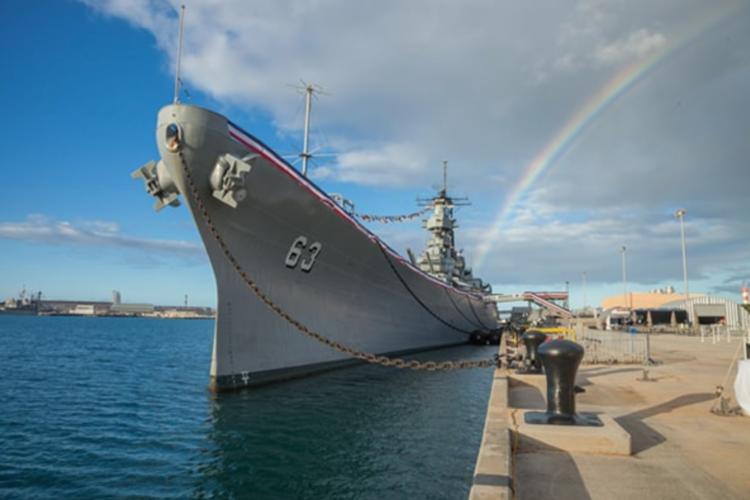 [安心の日本語ガイド付き] 戦艦ミズーリ...の写真