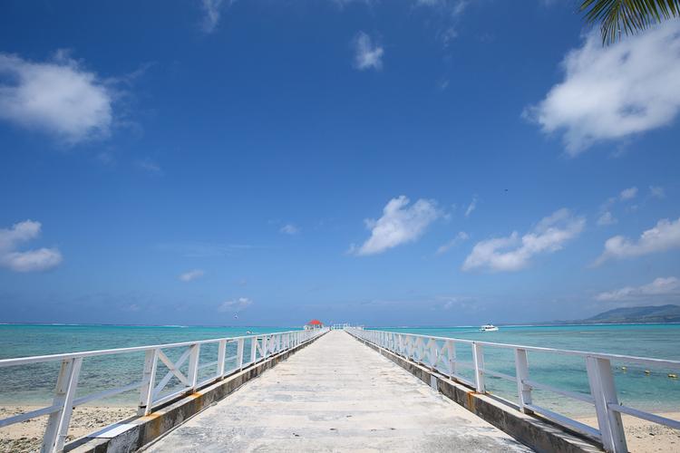 奇跡の海 ココス島で人気マリンアクティビ...の写真