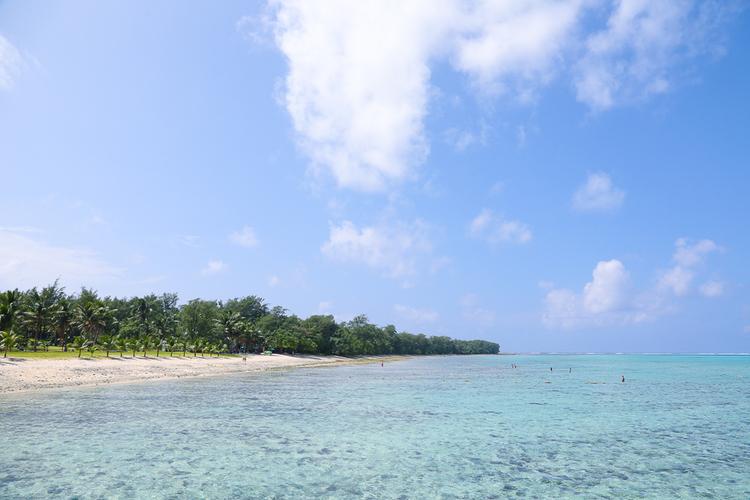 奇跡の青 ココス島で好きなアクティビティ...の写真