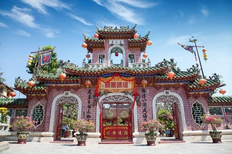 ダブル世界遺産観光♪遺跡と古都 ホイアン...の写真