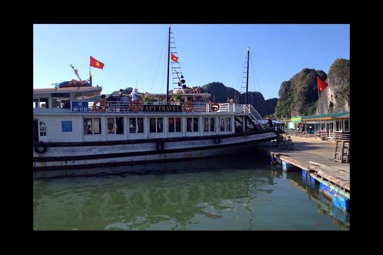 世界遺産 ハロン湾 + ベトナム北部最...の写真