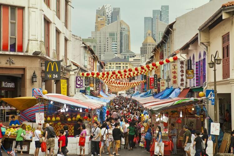 ノスタルジック・シンガポール トライショ...の写真