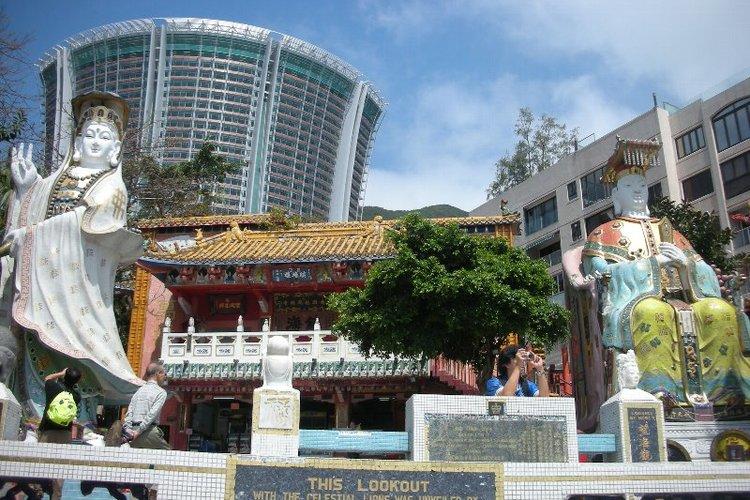 アフタヌーン香港の写真