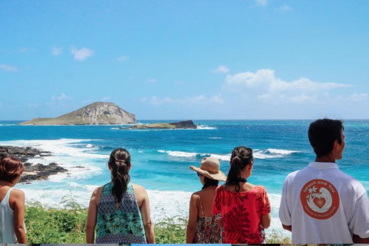 オアフ島一周の旅へ 〜ハワイを見て、感じ...の写真