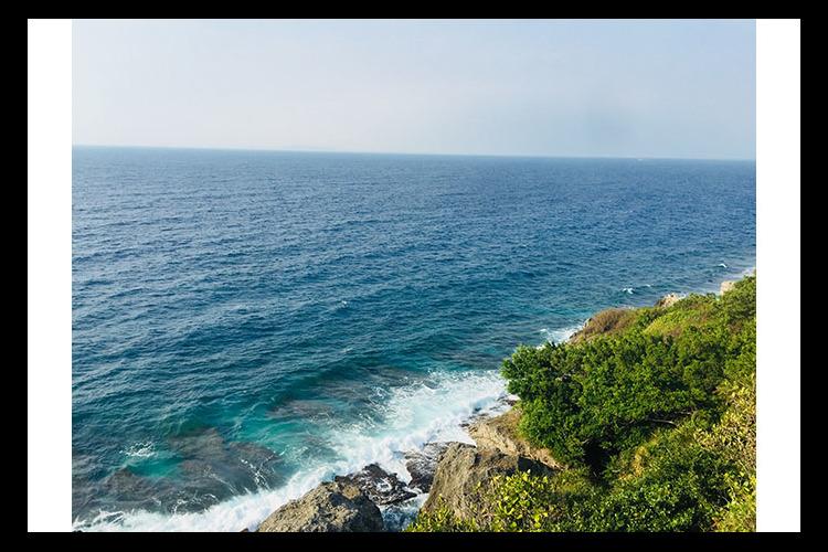 珊瑚礁島~台湾小琉球の日帰りツアーの写真