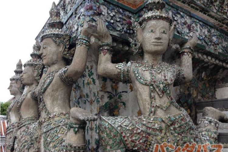 絶対外せないバンコク市内観光の写真