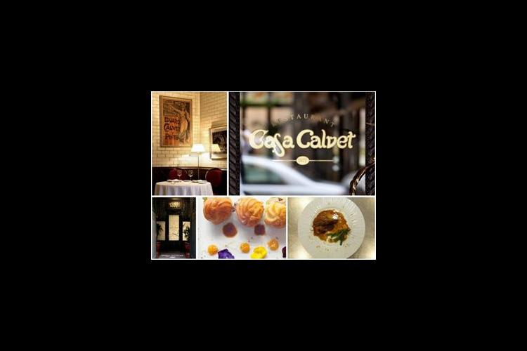 「カサ・カルベット」の満喫ディナーとサグ...の写真