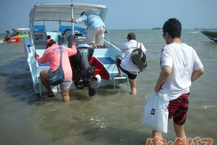 パタヤ・ラン島で遊ぶ一日 (食事無し/付...の写真