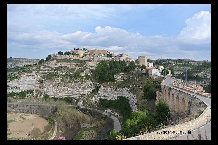 専用車で行く スペインの秘境・天空の村を...の写真