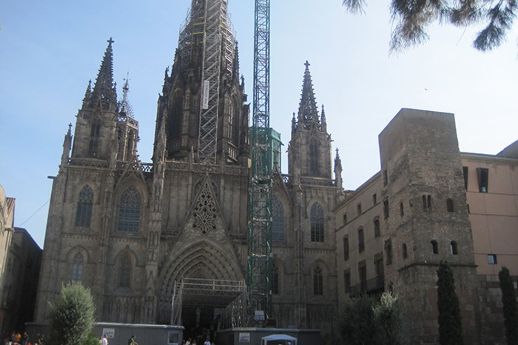 AVEで行く終日バルセロナ - サグラダ...の写真