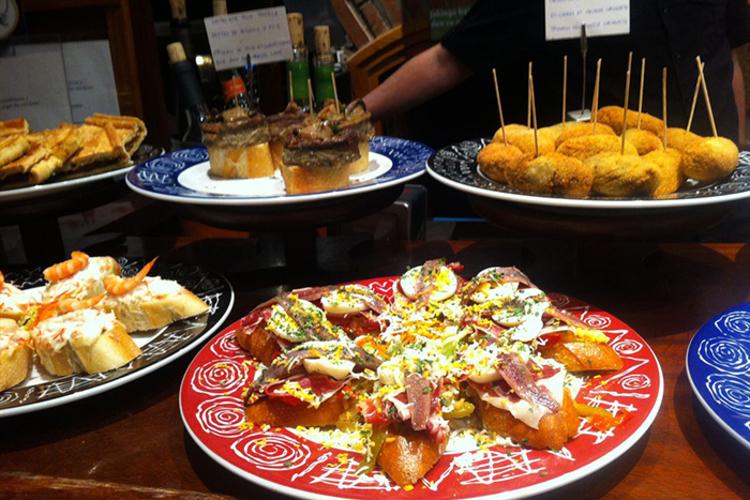 美食の街でバル☆ナイト サン・セバスチャ...の写真