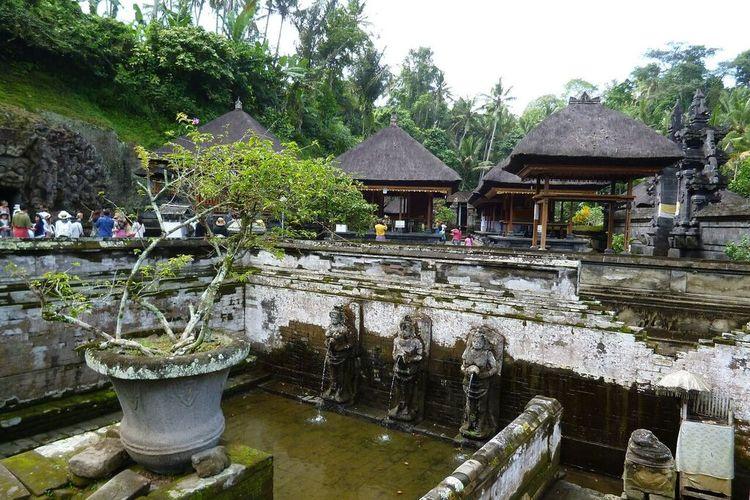 バリ島観光地&バロン・ケチャ2大伝統舞踊...の写真