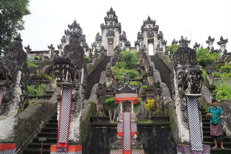 ランプヤン寺院 + バリ島東部ツアーの写真
