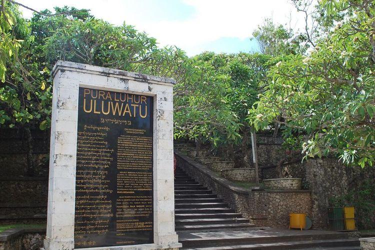 格安 あいのりバリ島観光バス ウルワツ寺...の写真
