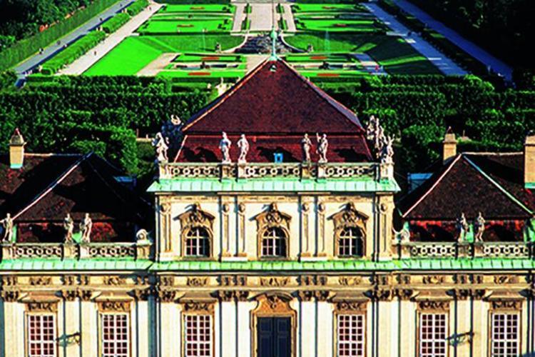 プライベート ベルベデーレ宮殿 半日観光...の写真