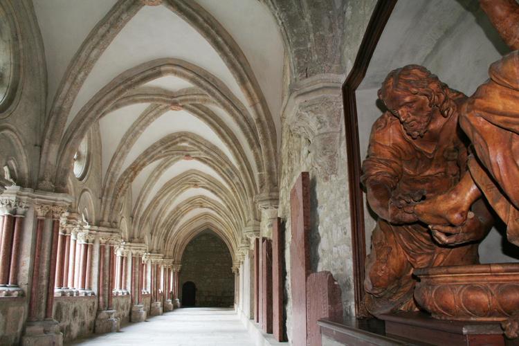 ハイリゲンクロイツ修道院とバーデン 半日...の写真