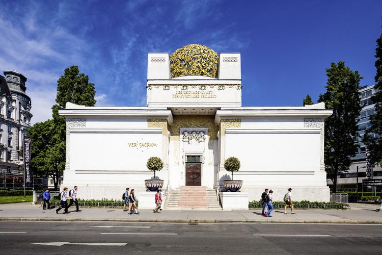 ウィーン世紀末の芸術と建築にふれる午前観...の写真