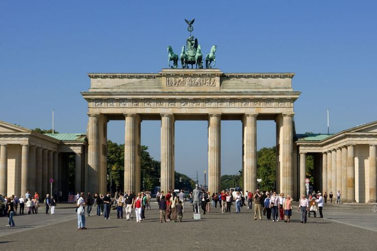貸切 ベルリン市内半日観光 [専用車 +...の写真
