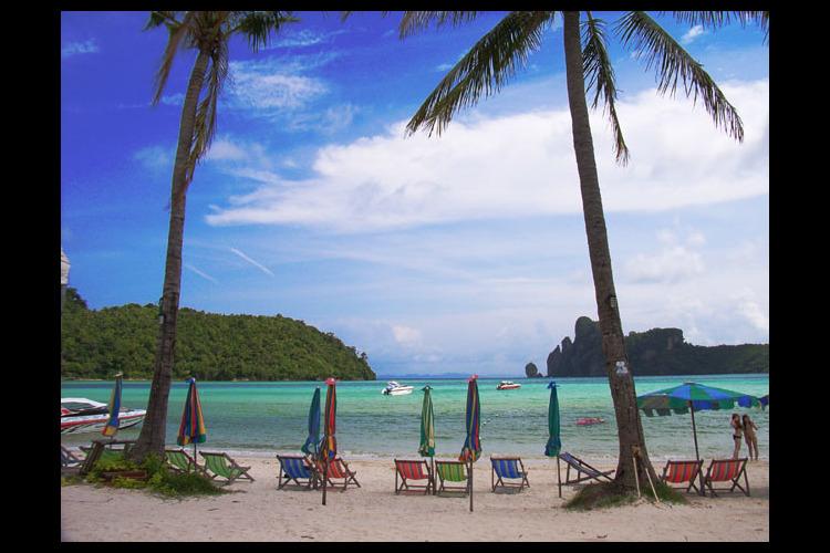 ピピ島1日観光 (一般シート)の写真