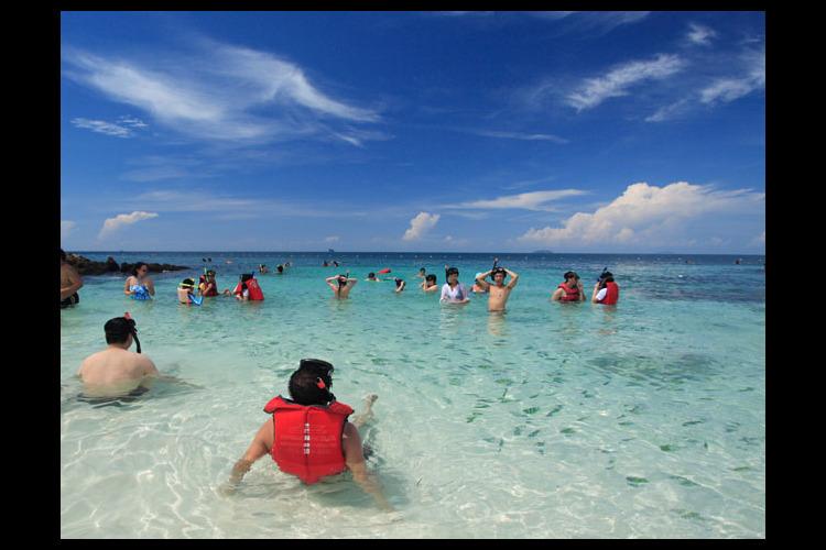 カイ島半日観光 (午前)の写真