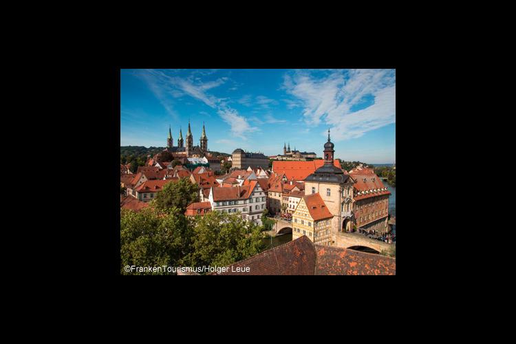 古城街道ニュルンベルクとバンベルク1日観...の写真